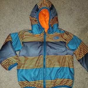 The North Face boys reversible winter jacket